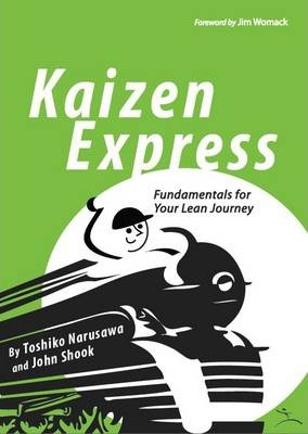 Kaizen Express : Fundamentals for Your Lean Journey