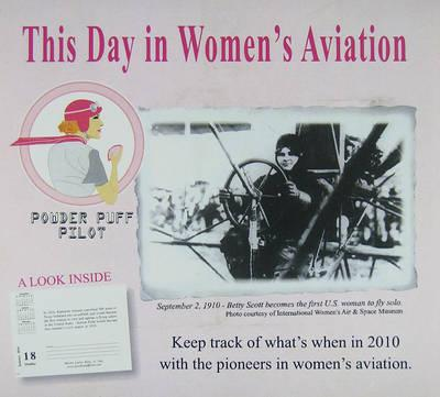 This Day in Women's Aviation