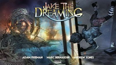 Jake the Dreaming