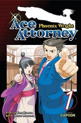 Phoenix Wright: Ace Attorney 1 Cover Image
