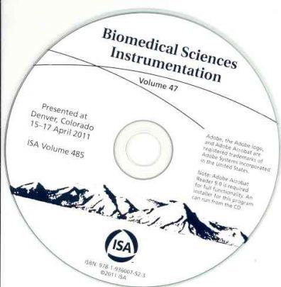 Biomedical Sciences Instrumentation