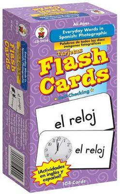 Everyday Words in Spanish: Photographic Flash Cards