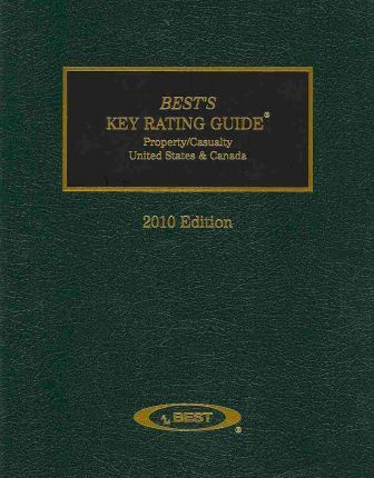 Best's Key Rating Guide 2010
