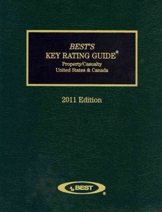 Best's Key Rating Guide 2011