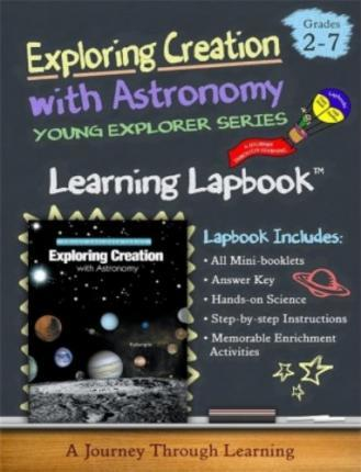 Exploring Creation with Astronomy Lapbook