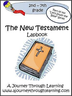 New Testament Lapbook