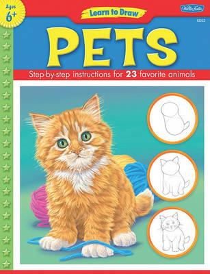 Learn to Draw  Pets (Draw and Color)