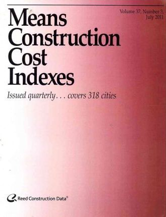 Construction Cost Index 2011
