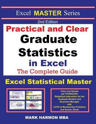 Practical and Clear Graduate Statistics in Excel - The Excel