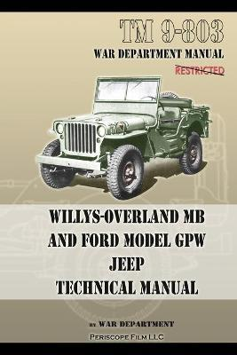 TM 9-803 Willys MB//Ford GPW Maintenance Manual