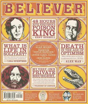 The Believer, Issue 99