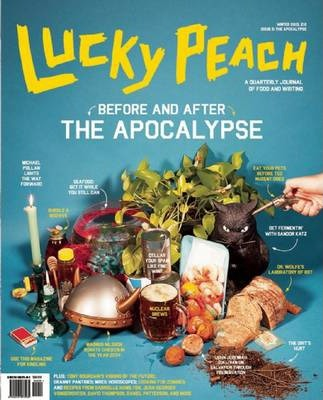 Lucky Peach, Issue 6