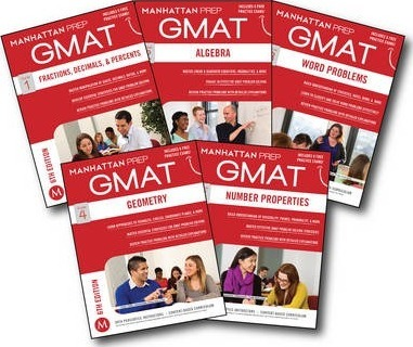 GMAT Quantitative Strategy Guide Set