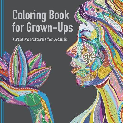 Coloring Book for Grown Ups : Adult Coloring Book Artists ...