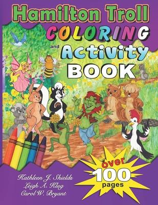 Hamilton Troll Coloring and Activity Book