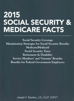 Social Security & Medicare Facts 2015