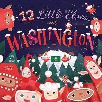 12 Little Elves Visit Washington