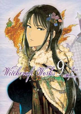 Witchcraft Works Volume 9 Cover Image