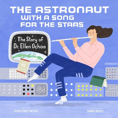 Astronaut with a Song for the Stars