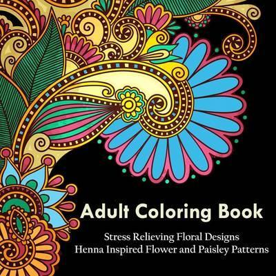 Adult Coloring Book Victor Oj 9781944575892