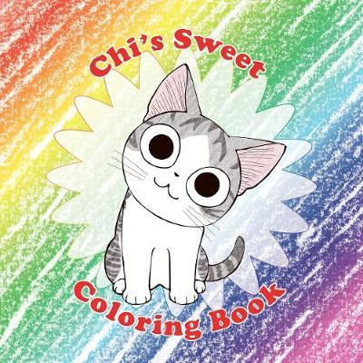 Chi's Sweet Coloring Book
