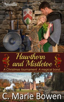 Hawthorn and Mistletoe Cover Image