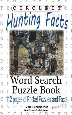 Astrosadventuresbookclub.com Circle It, Hunting Facts, Word Search, Puzzle Book Image