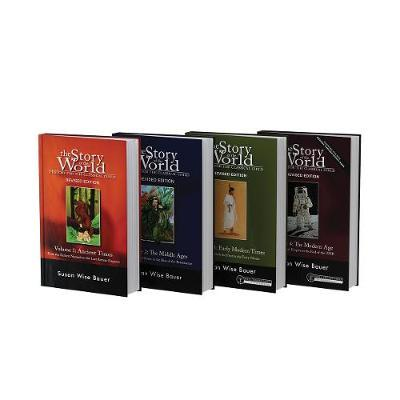 Story of the World, Text Bundle, Hardcover Revised Edition