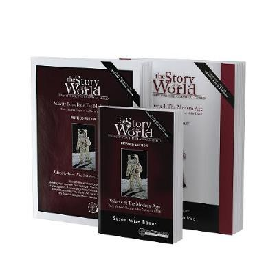 Story of the World, Vol. 4 Bundle, Revised Edition