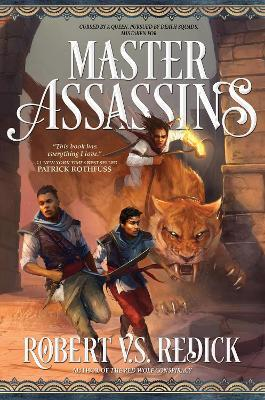 Master Assassins : The Fire Sacraments, Book One