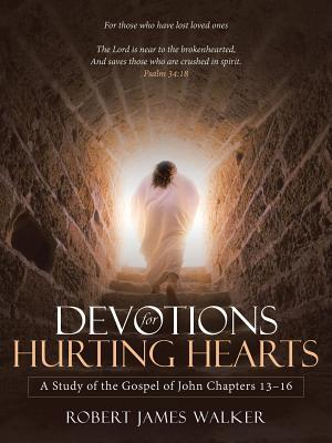 Devotions for Hurting Hearts : A Study of the Gospel of John Chapters 13-16
