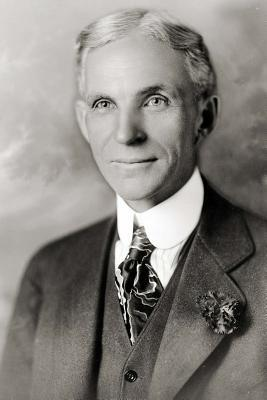 Henry Ford: Notebook
