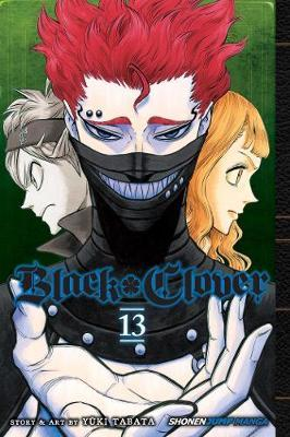 Black Clover, Vol. 13