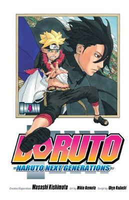 Boruto, Vol. 4 : Naruto Next Generations