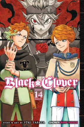 Black Clover, Vol. 14