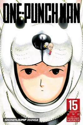 One-Punch Man, Vol. 15 Cover Image