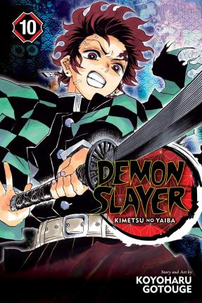 Demon Slayer: Kimetsu no Yaiba, Vol. 10 Cover Image
