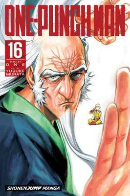 One-Punch Man, Vol. 16 Cover Image