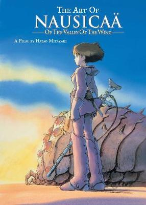 The Art of Nausicaa of the Valley of the Wind