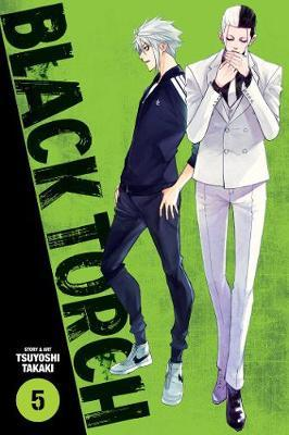Black Torch, Vol. 5