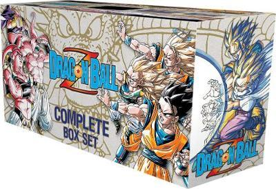 Dragon Ball Z Complete Box Set : Vols. 1-26 with premium