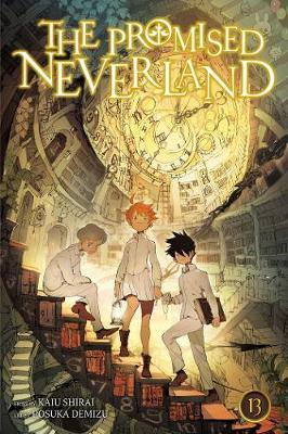 The Promised Neverland, Vol. 13 Cover Image