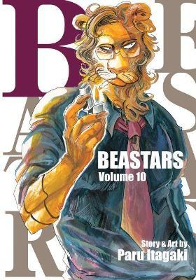 BEASTARS, Vol. 10 Cover Image