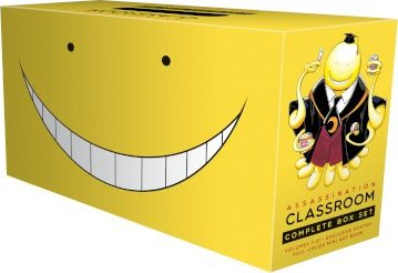 Assassination Classroom Complete Box Set : Includes volumes 1-21 with premium