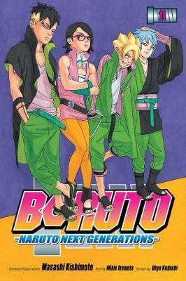 Boruto: Naruto Next Generations, Vol. 11