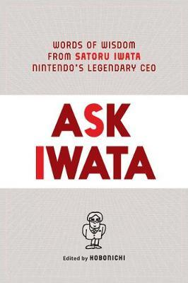 Ask Iwata Cover Image