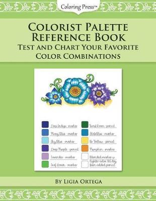 Colorist Palette Reference Book