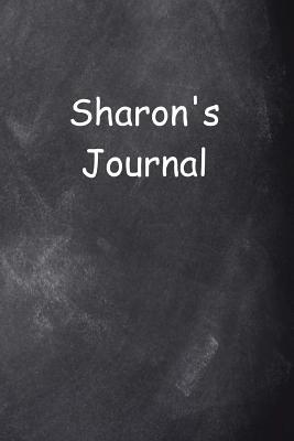 Sharon Personalized Name Journal Custom Name Gift Idea Sharon  (notebook, Diary, Blank Book)