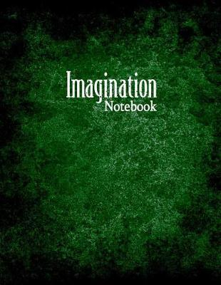 Imagination Notebook  1/3 Octagonal Graph Ruling, 80 Pages