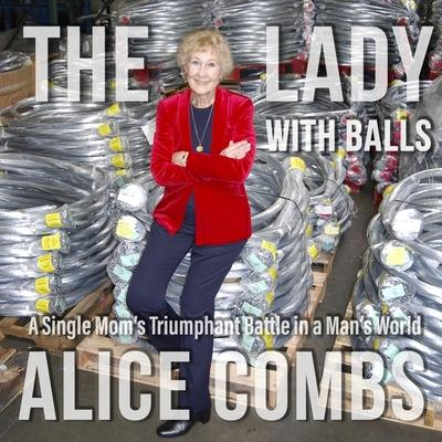 The Lady with Balls